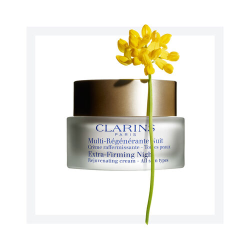 "Extra-Firming Night Rejuvenating Cream ""All Skin Types"""