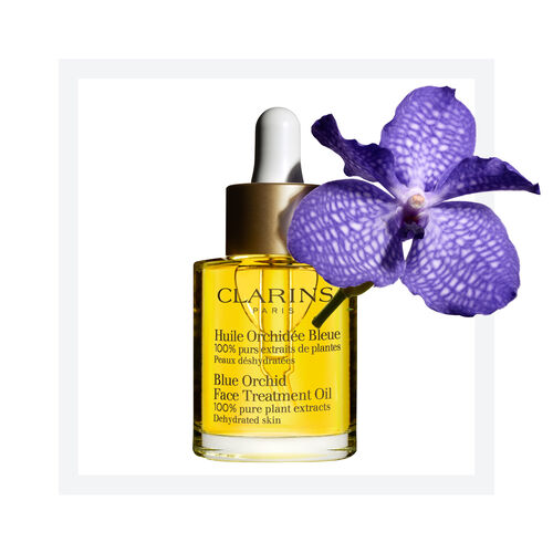 Blue Orchid Face Treatment Oil  30 ml