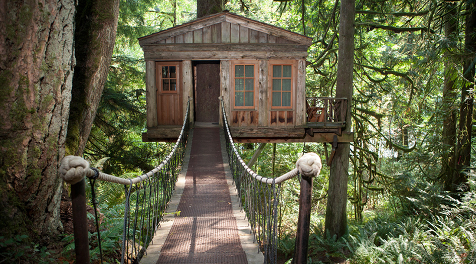 Tour the Globe from One Treehouse to Another