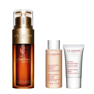 Double Serum Youthfulness and Radiance Routine
