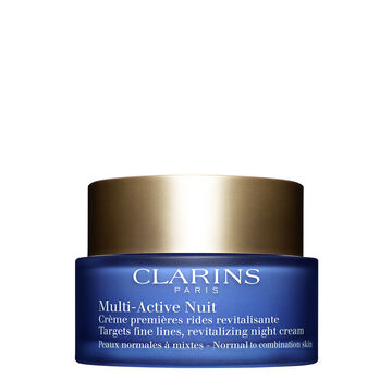 Multi-Active Night Normal To Combination Skin