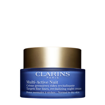 Multi-Active Night Normal to Dry Skin