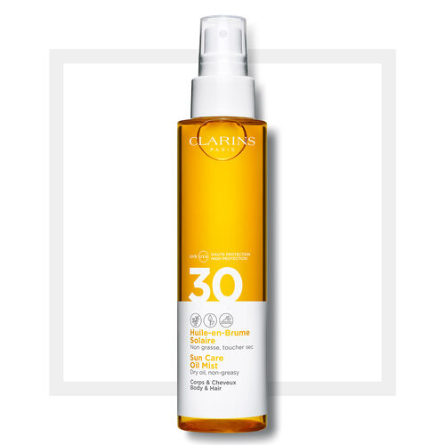 Sun Care Body Oil Mist UVA/UVB 30