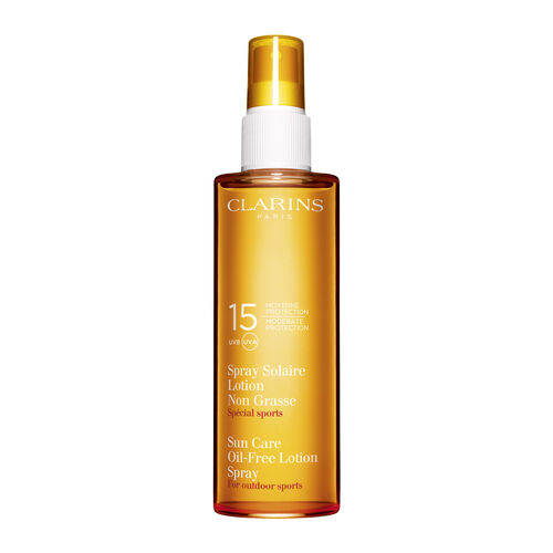 Sun Care Oil-Free Lotion Spray Moderate Protection UVB/UVA 15