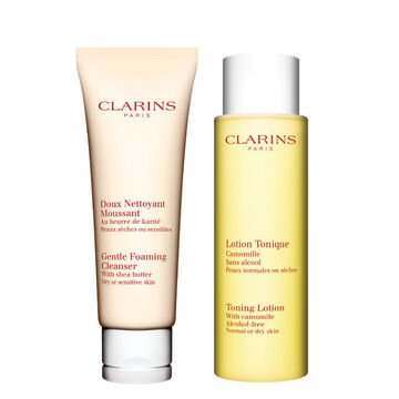 Cleansing Duo for Dry or Sensitive Skin
