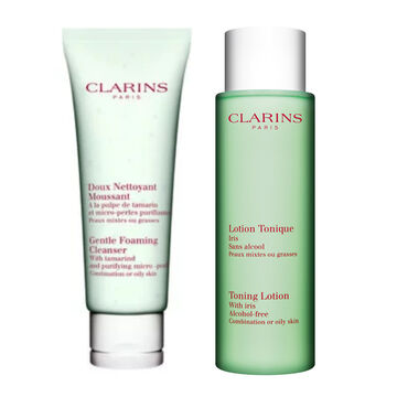 Cleansing Duo - Combination to Oily