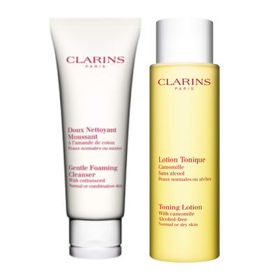 Cleansing Duo - Normal to Combination