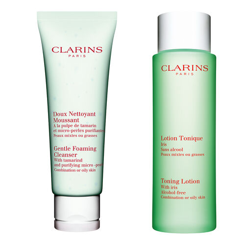 Cleansing Duo - Combination to Oily Skin