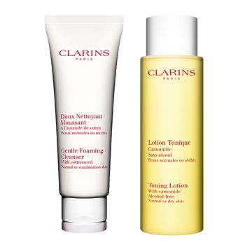 Cleansing Duo - Normal to Dry Skin