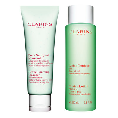 Cleansing Duo - Combination/Oily Skin