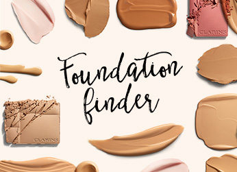 Clarins foundation textures