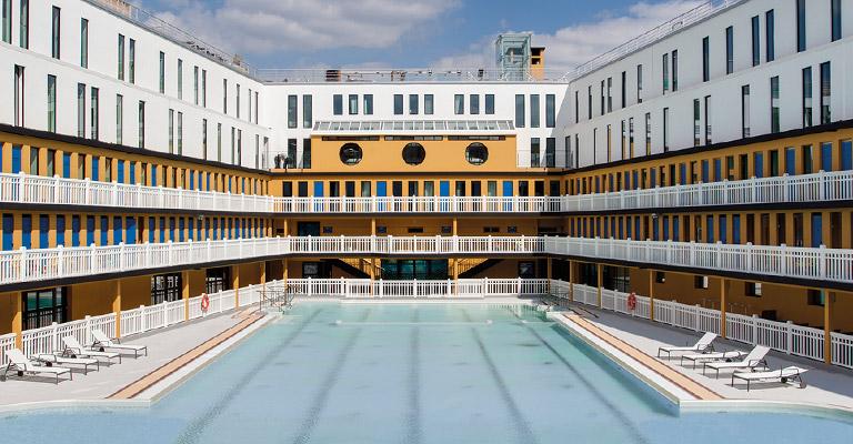 Prestigious hotels