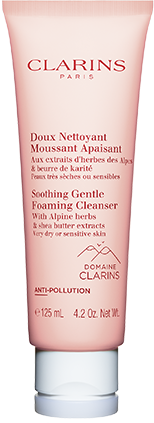 Soothing Gentle Foaming Cleanser