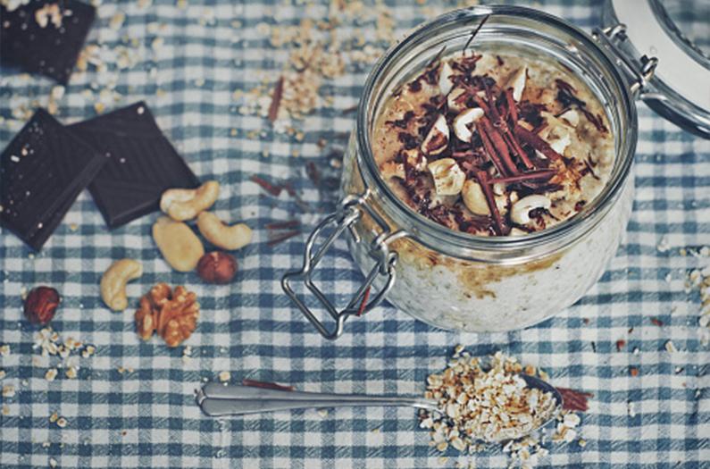 Healthy Glow Porridge: don't worry, eat healthy!