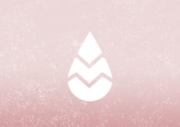 Water drop sensitive skin picture
