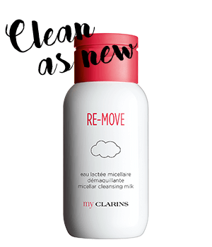 RE-MOVE Purifying Cleansing Milk