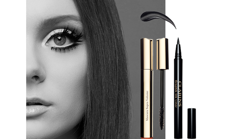 Have you tried negative space eyeliner yet?