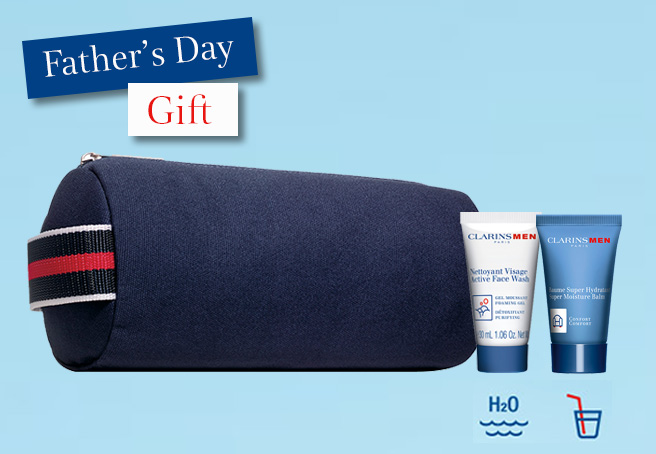 ClarinsMen Fathers Day Gift
