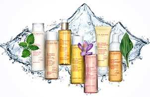 Cleansers and toning lotion