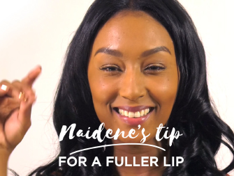 Naidene Make-up tip