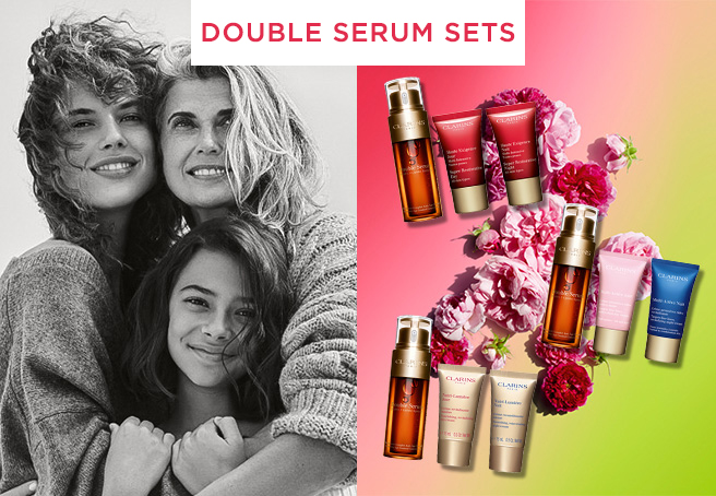 Double Serum sets