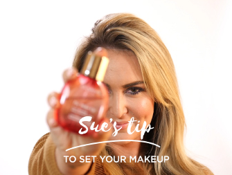 Sue Make-up tip