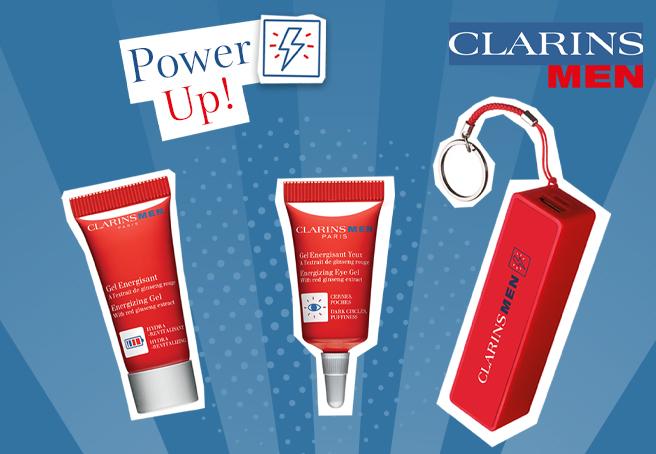 ClarinsMen Energizer