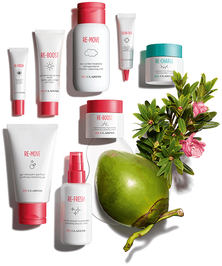 The line's 11 products
