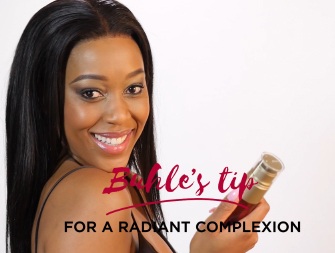 Buhle Make-up tip