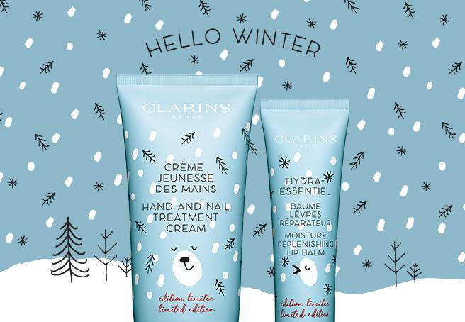Limited Edition Hello Winter